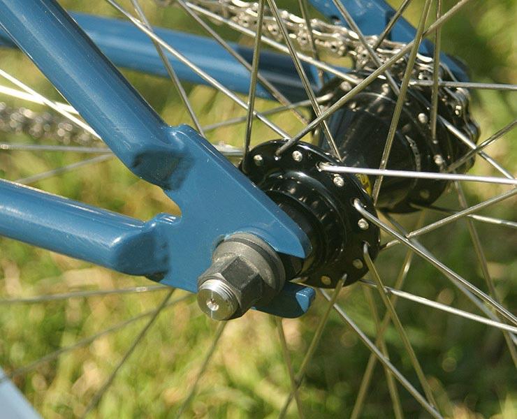 "Ambiente Bikes Prospero 24"" BMX Cruiser"
